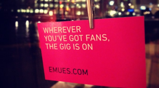 Do you want to intern with Emues?