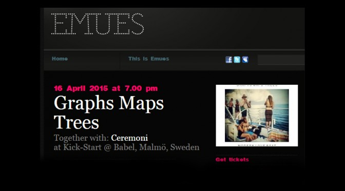 Make it happen: Graph maps trees and Ceremoni to Kick-Start