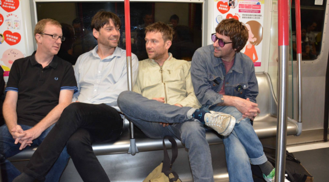New Release: Blur – The Magic Whip